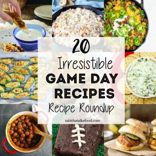 20 Irresistible Game Day Recipes