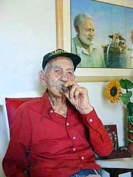 Frank Mayer Una historia de Cuba Gregorio Fuentes y