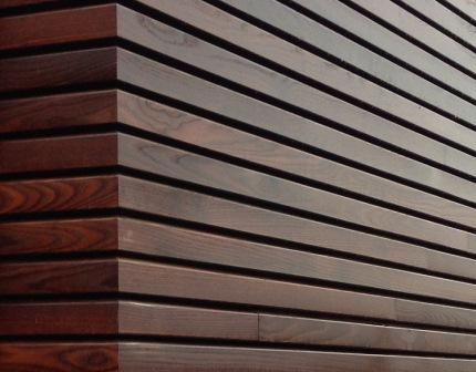 Gevelbekleding Thermo Hout  Tablazz Interieur en