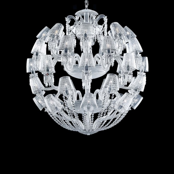 Chandelier 40 Lights Baccarat