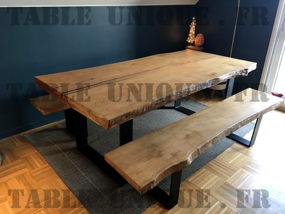 Table de salle  manger en forme darbre Vendu 2090 Euros  Table Unique