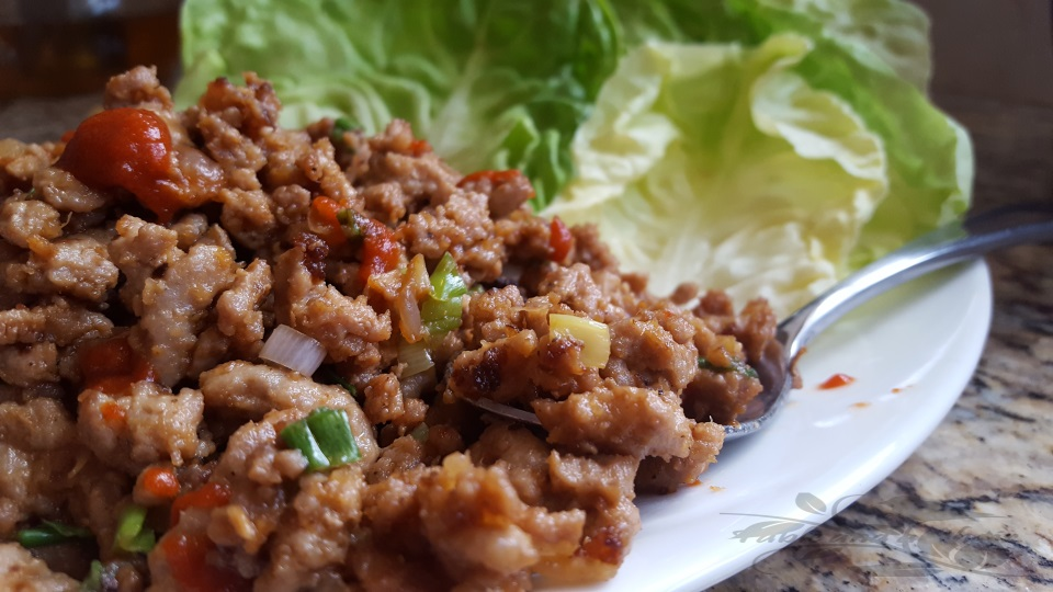 #1 Pork Lettuce Wraps