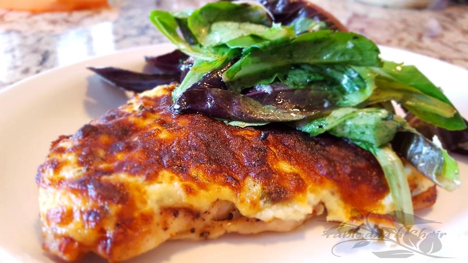 Chicken Pizza Bianca