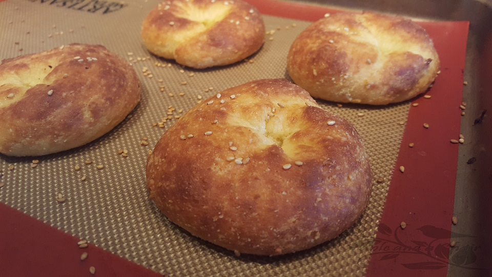 Low Carb Bagels