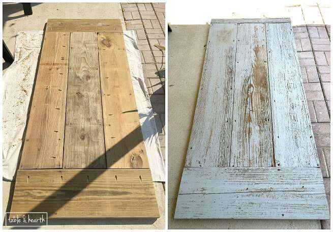 make kitchen table most popular cabinets diy farmhouse dining with reclaimed wood and hearth gorgeous this blogger used discarded old lumber to a rustic