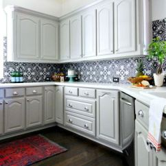 Gray Kitchen Cabinets Burgundy Curtains 12 Gorgeous And Bright Light Kitchens Table Hearth A Roundup Of Beautiful