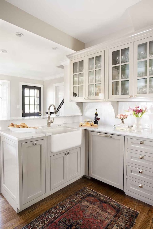 grey kitchen cabinets top rated stoves 12 gorgeous and bright light gray kitchens table hearth a roundup of beautiful