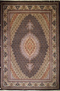 Persian Carpet Tabriz - Carpet Vidalondon