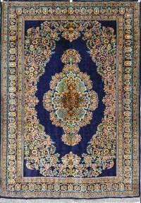 Persian Silk Carpet Qum