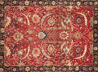 About Persian Rugs and History