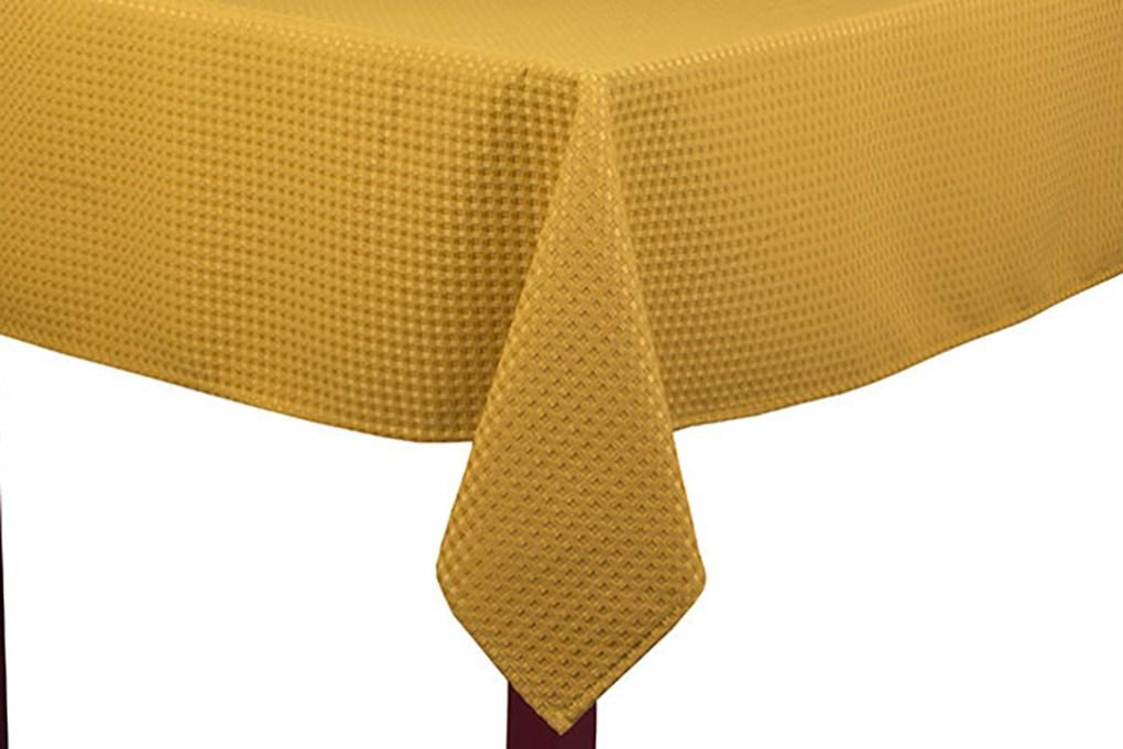 lindseys_lattice_gold tablecloths