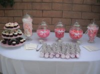 31 Baby Shower Candy Table Decoration Ideas