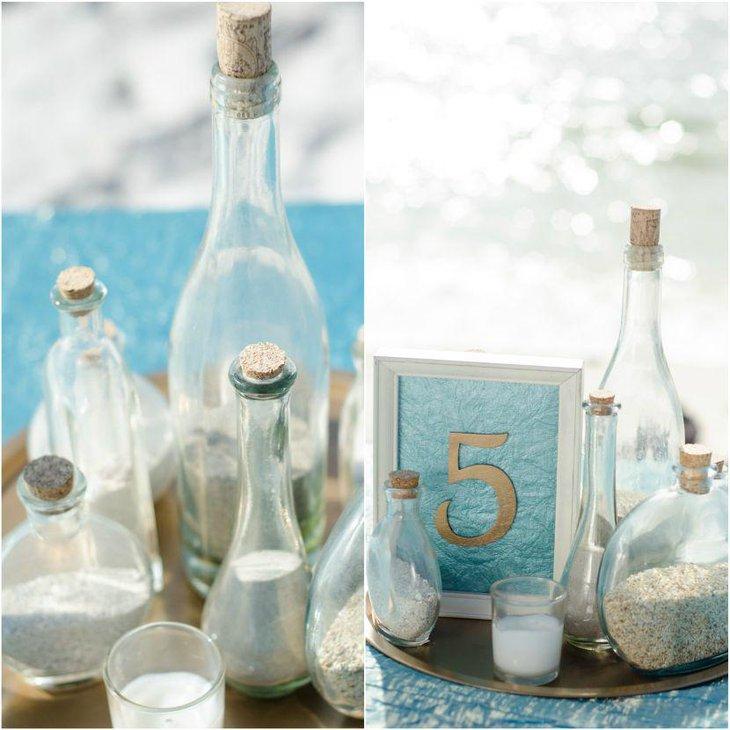 Top 31 Beach Theme Wedding Centerpieces Ideas  Table
