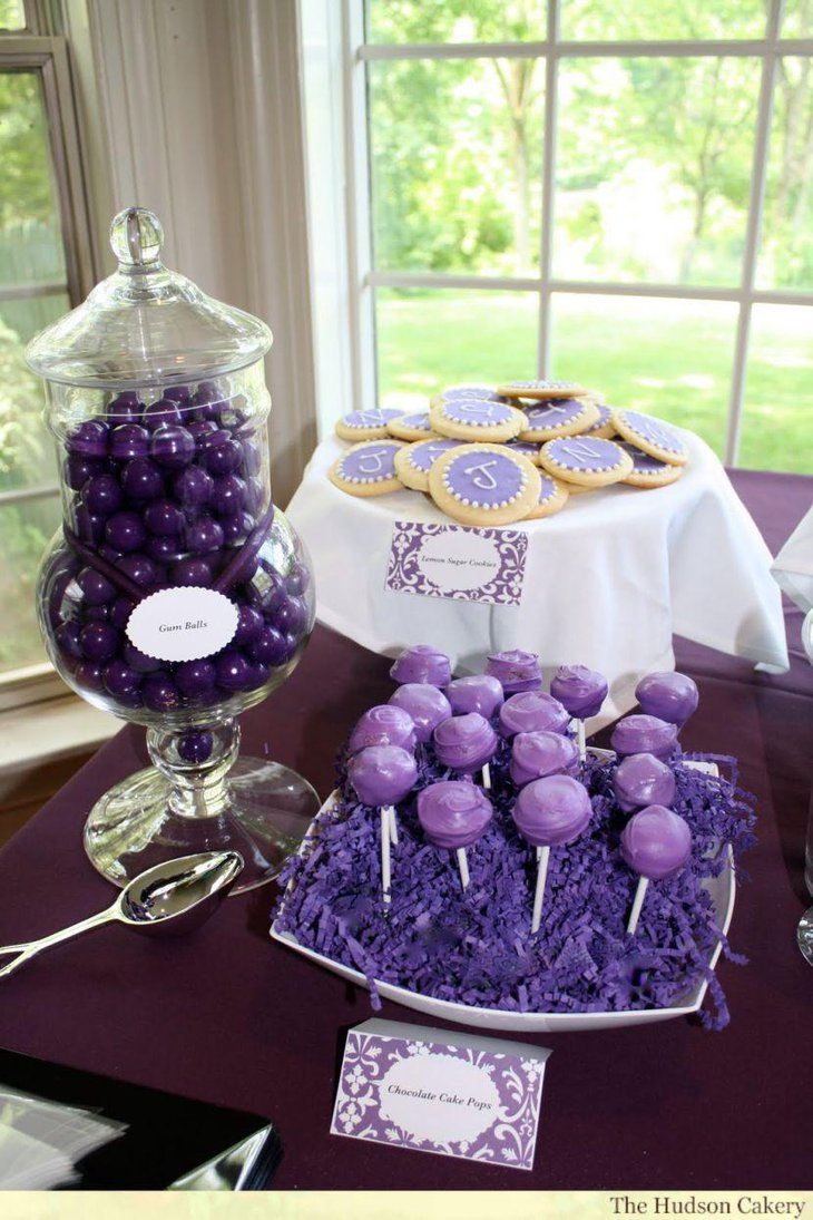 35 Delicious Bridal Shower Desserts Table Ideas  Table
