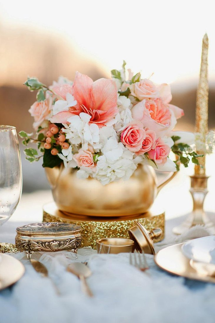 31 Table Centerpieces Ideas For New Years Eve Table