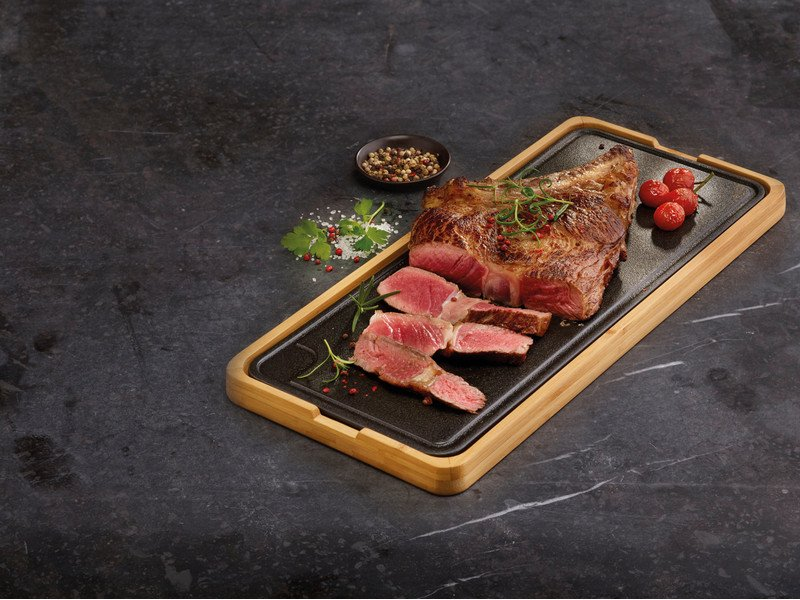 Sanodegusto Tableware with Intergrated Hot