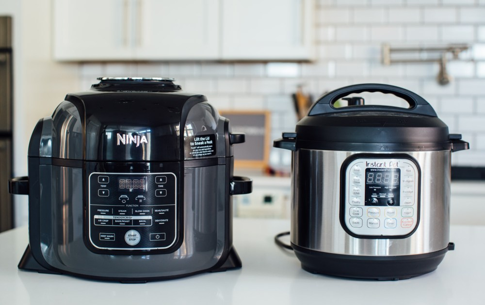 medium resolution of instant pot or ninja foodi