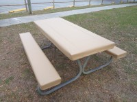 Picnic Table Cover Set & Patio Picnic Table Awesome ...