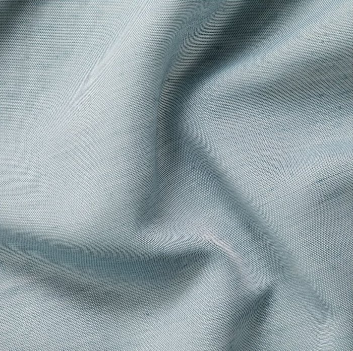 Voile Dusty Blue huren backdrop