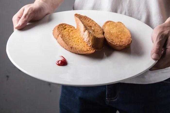 witte serveerschaal porselein exclusief huren