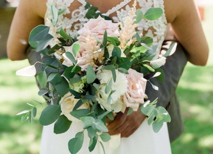 Bloemwerk bruidswerk