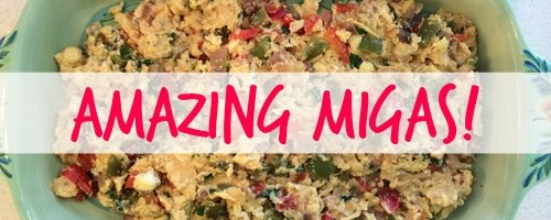 Migas: The Best Brunch Ever!