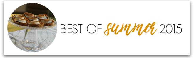 Best of Summer 2015