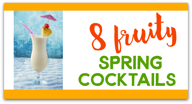 FB Spring Cocktails