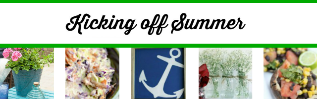 Summer's Here at Sunday Features {79}