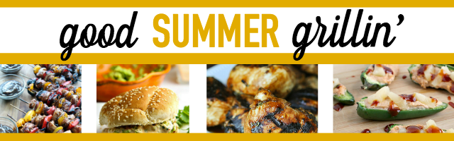 Good Summer Grilling on Sunday Features {80}