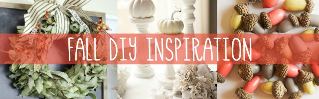 Fall diy Inspiration | Sunday Features {95}