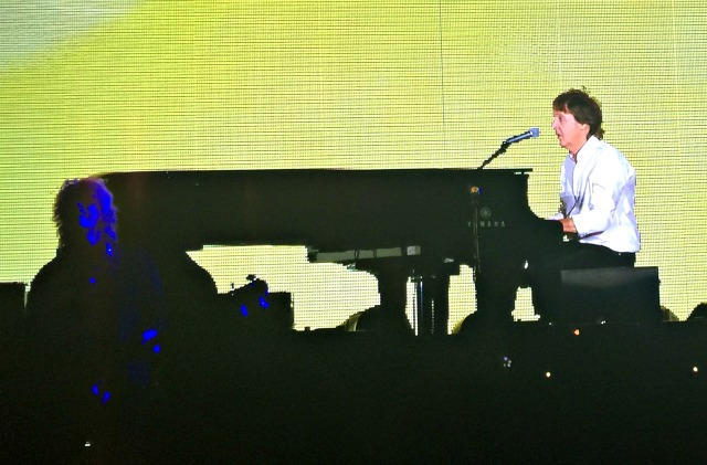 Desert Trip: Watching Paul McCartney was an absolutely amazing experience! TablerPartyOfTwo.com
