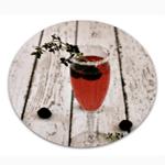 Blackberry Thyme Sparkler Cocktail Thumbnail