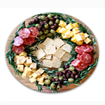 Olive You Holiday Antipasto Wreath Thumbnail