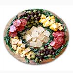 Olive You Holiday Antipasto Wreath Thumbnail