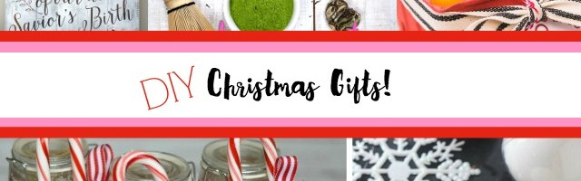 DIY Christmas Gifts & Sunday Features {105}
