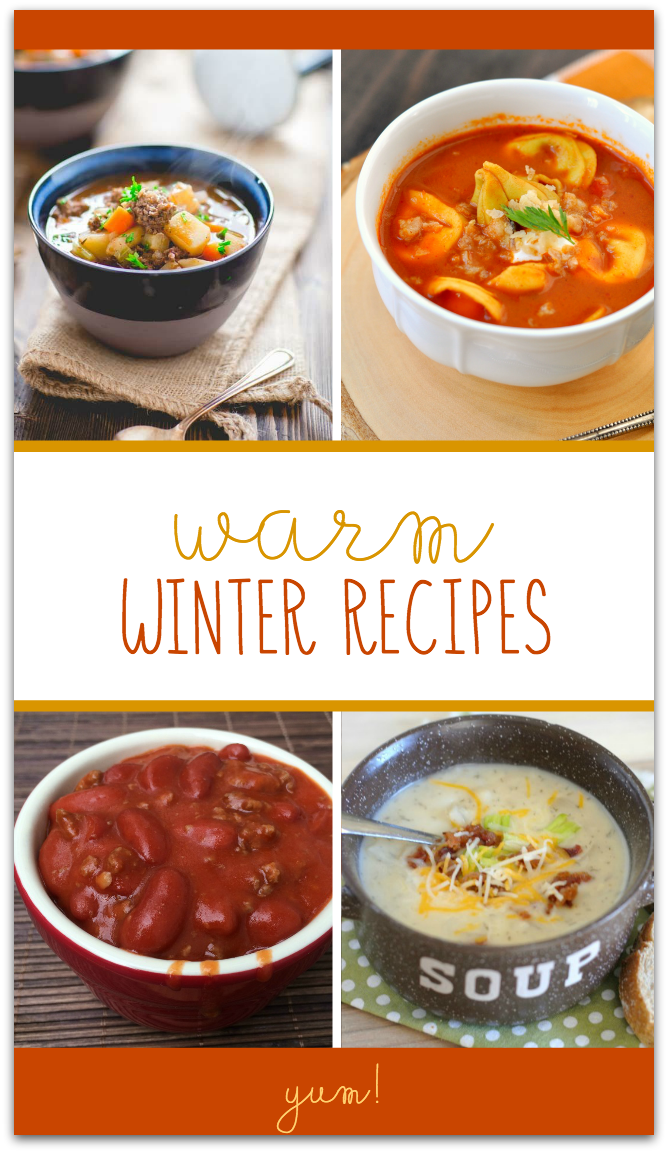Super yummy, super warm and delicious soup recipe round up! TablerPartyOfTwo.com