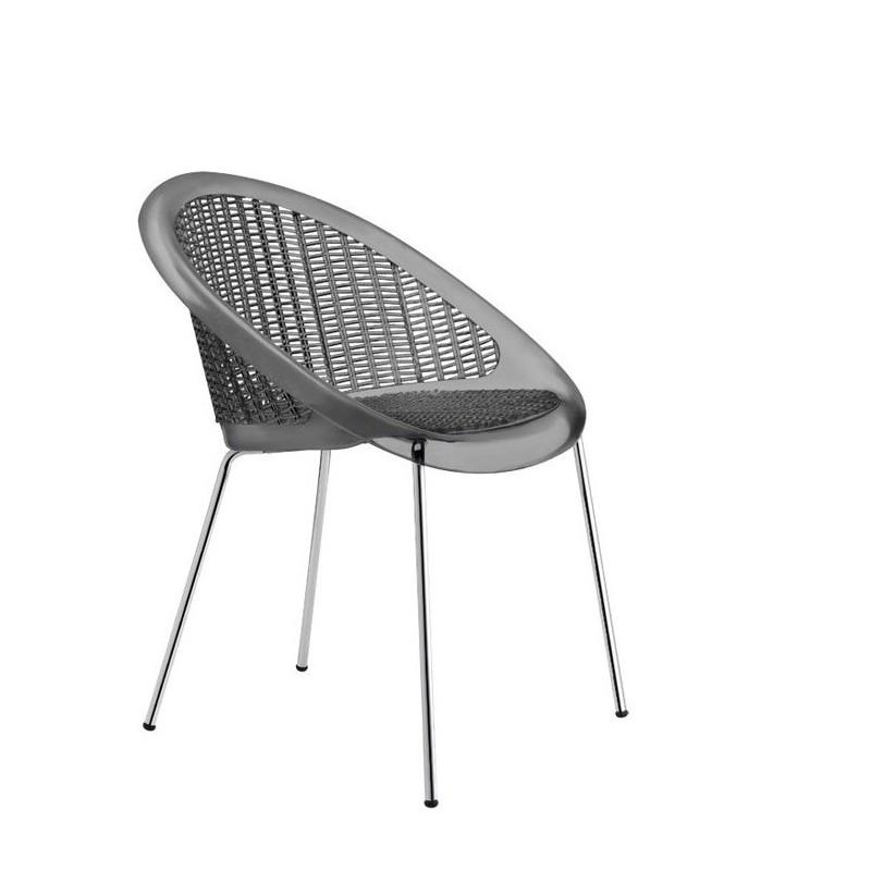 Chaise Design Saint Tropez Par Scab Pour La Salle Manger