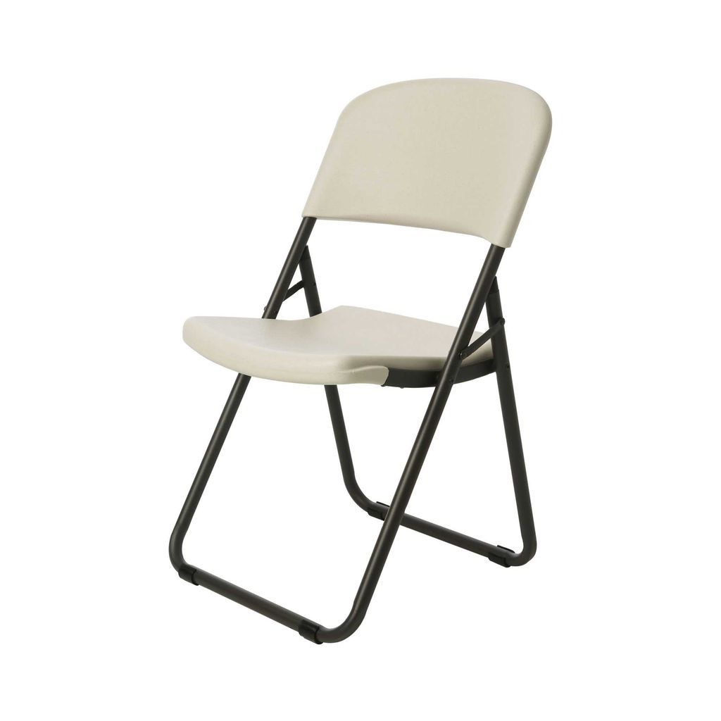 commercial folding chairs fisher price easy clean high chair recall lifetime loop leg