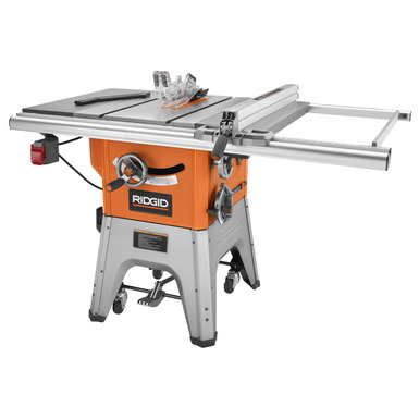Ridgid Table Saw R4513 Review
