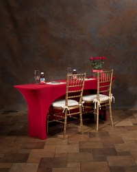 Scuba Spandex - Gourmet Table Skirts & Linens