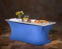 Scuba Spandex - Gourmet Table Skirts & Linens
