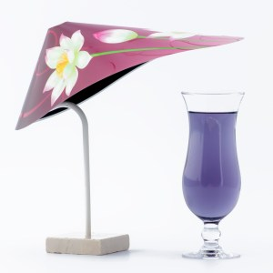 TableSol Mini Parasol for your drinks. TableSol Mini Parasol voor je drankje. TableSol Mini Sonnenschirme fur ihre Getränke.