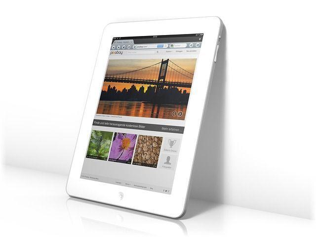 Tableta iPad