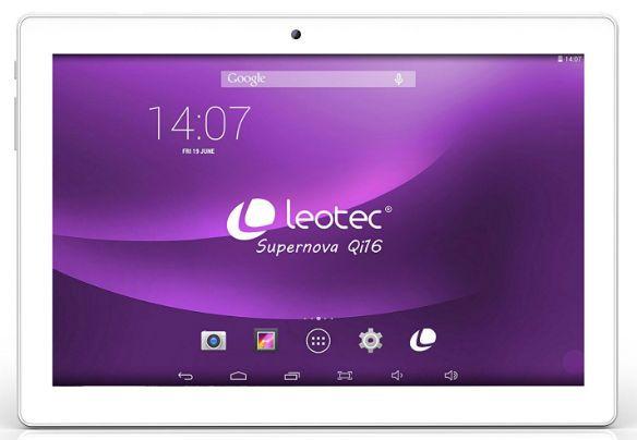 tablets Leotec Supernova
