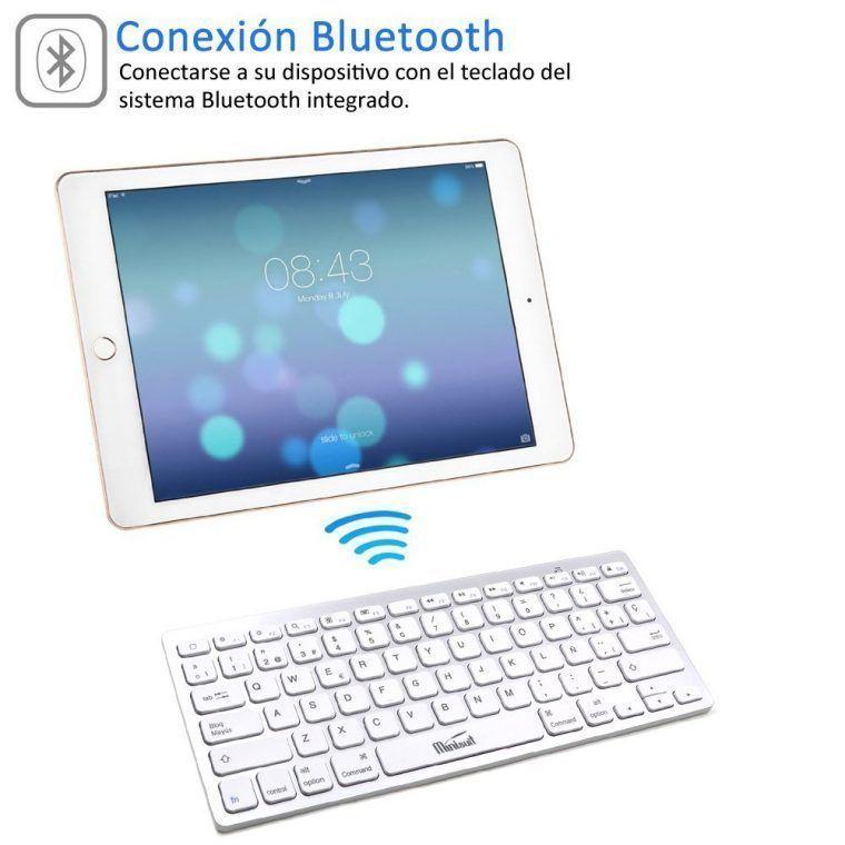 comprar teclado tablet bluetooth