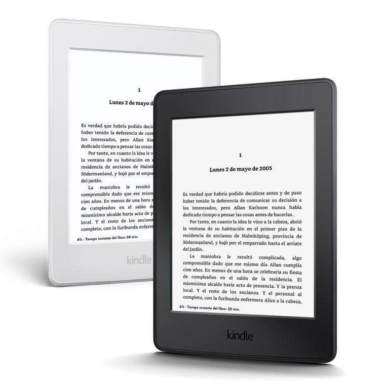 Comprar Kindle PaperWhite