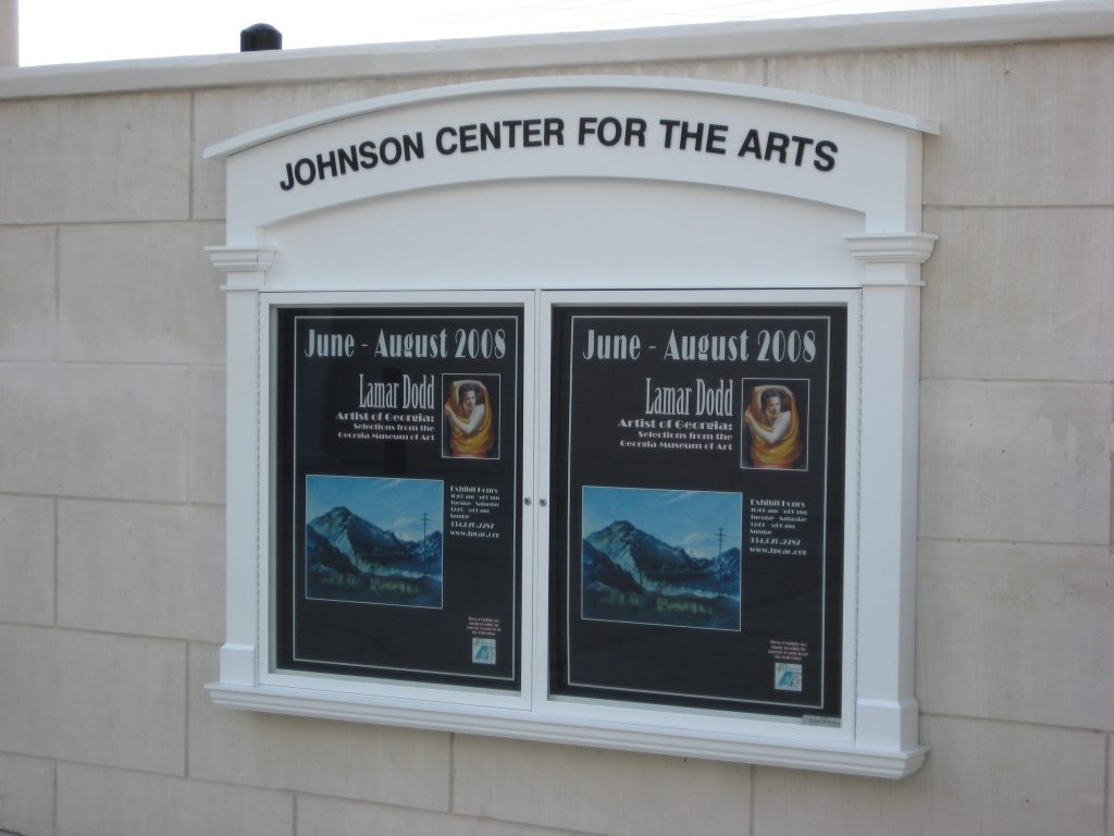 Johnson Center for the Arts - Troy, AL