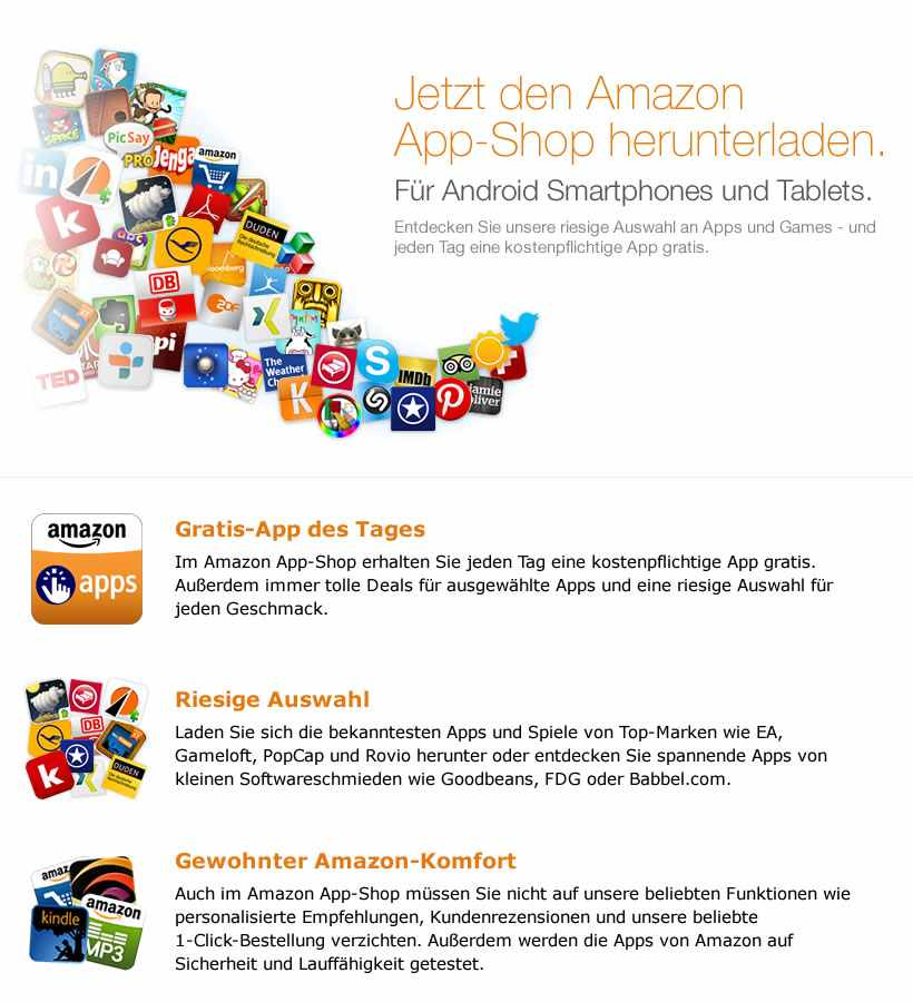 Android App Store Deutsch