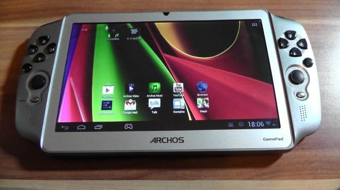 Archos GamePad Kurztest